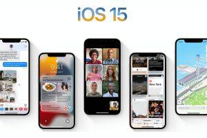 Novità iOS 15 WWDC21 Apple