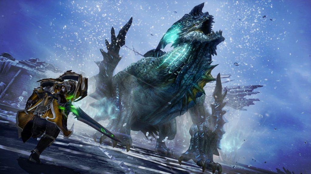 Gameplay di Lost ark