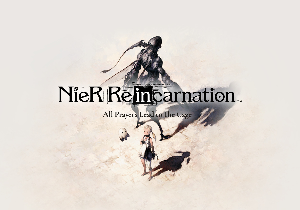 Nier Reincarnation Logo
