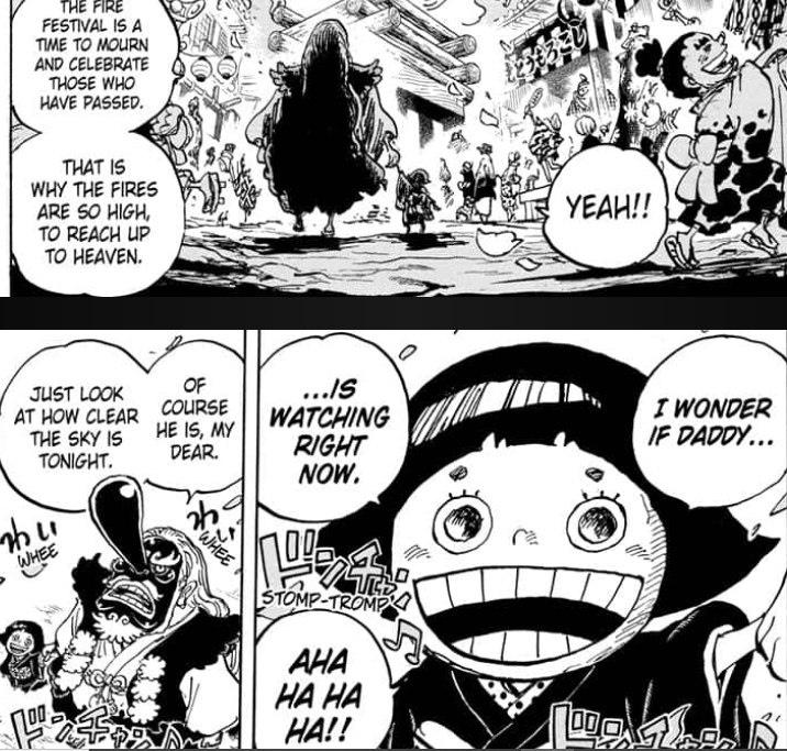 One Piece capitolo 1016 commento