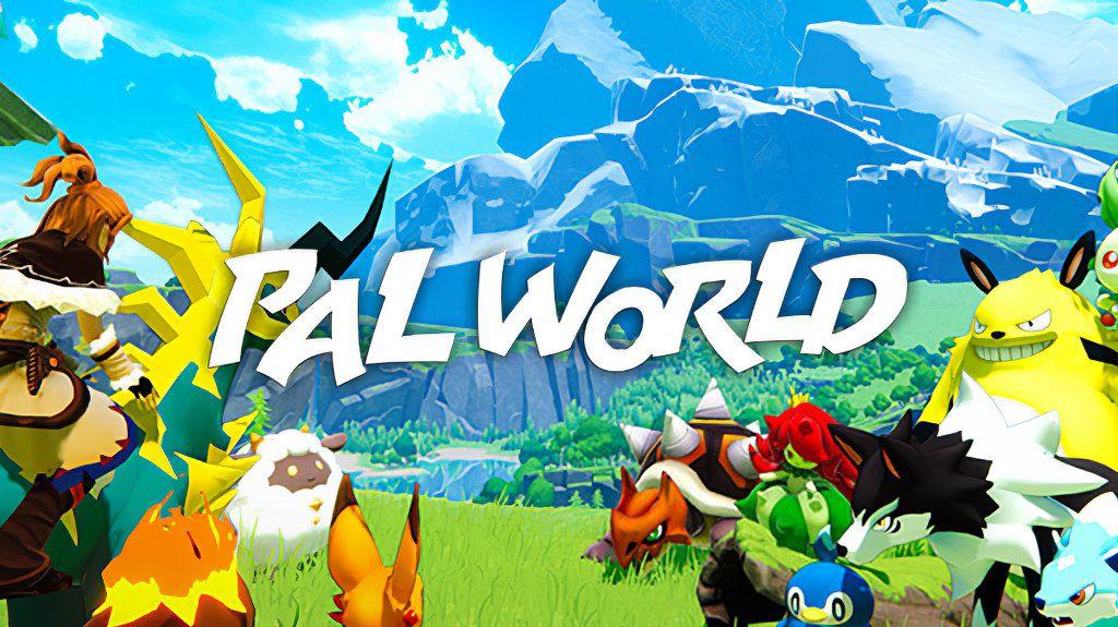 Logo di Palworld