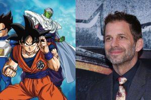 Zack Snyder Dragon Ball