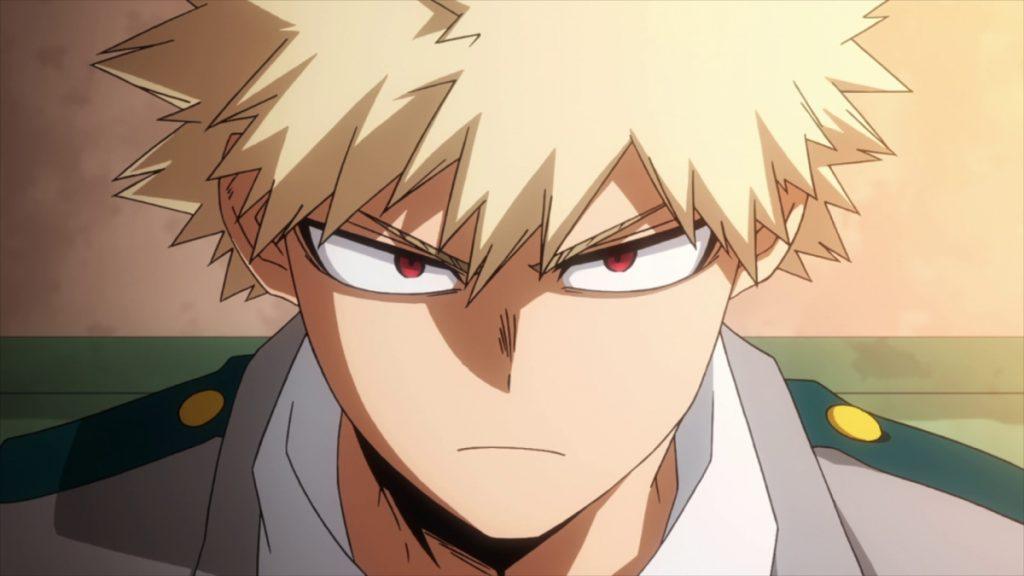 Bakugo My Hero Academia