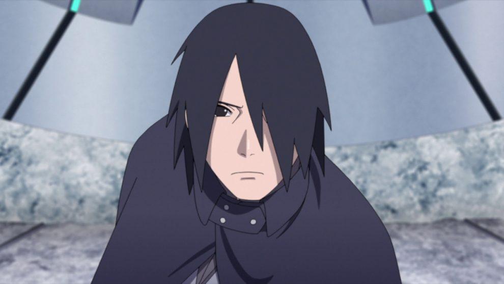 Boruto: Sasuke