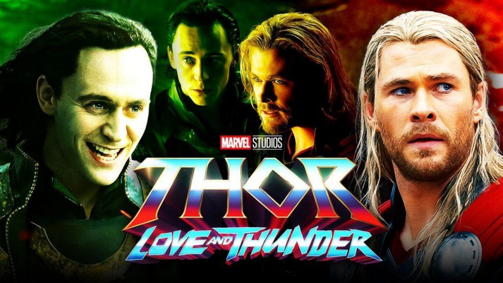 Loki in Thor:Love and Thunder
