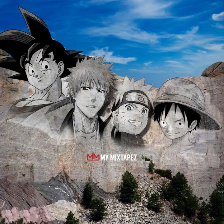 Monte Rushmore, anime