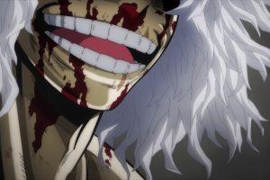 My Hero Academia Shigaraki Tomura villain