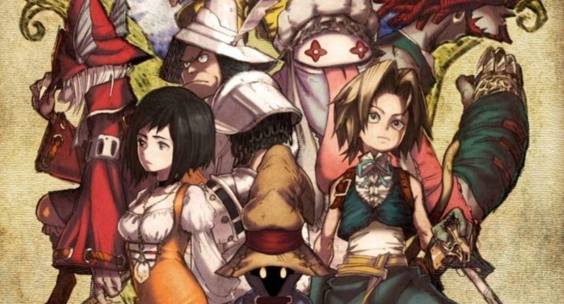 Final Fantasy IX, Horikoshi