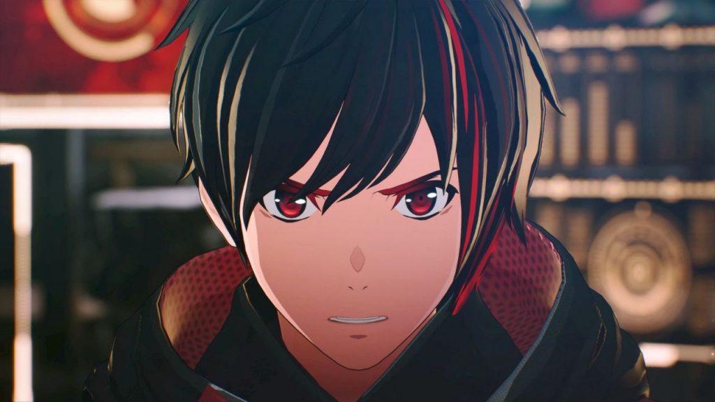 Scarlet Nexus Yuito Sumeragi