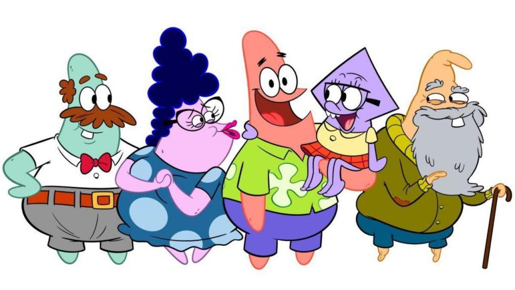 Teh Patrick Star Show, SPongeBob