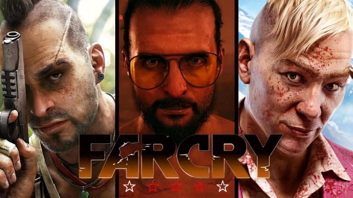 Cattivi nel season pass di Far Cry 6