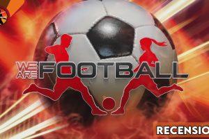 We are football, copertina