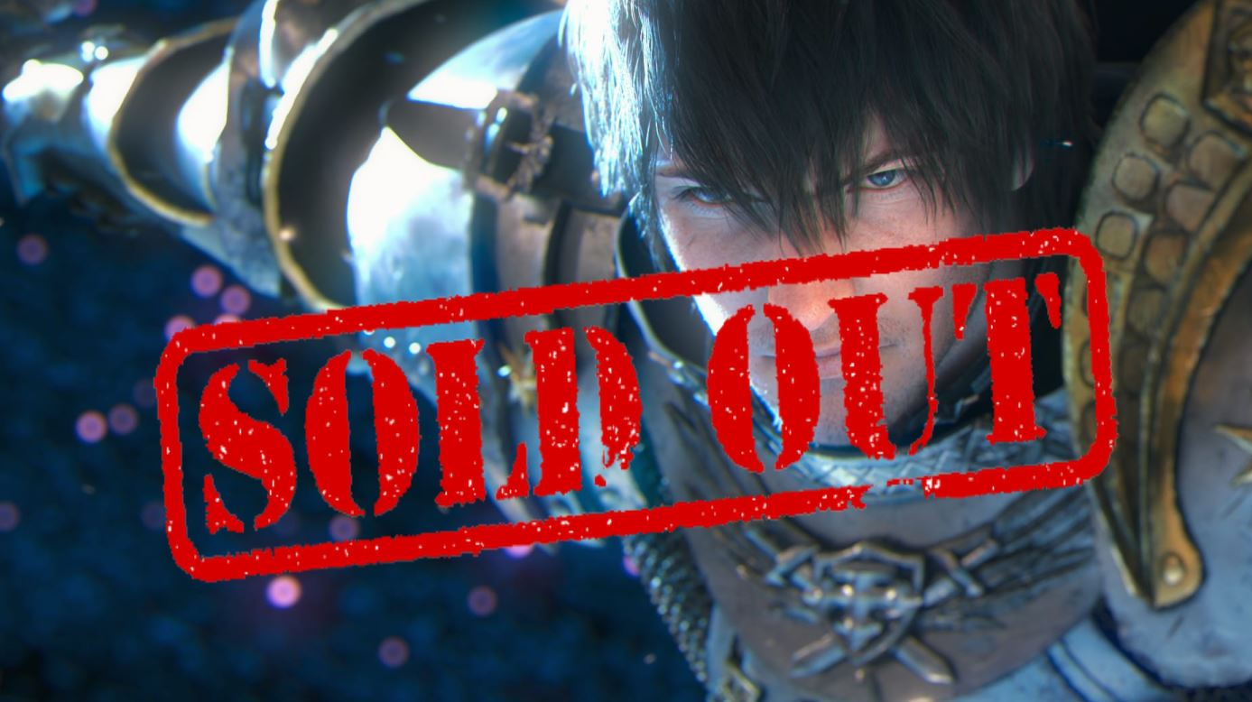Final Fantasy XIV Complete Edition Digital Sold Out