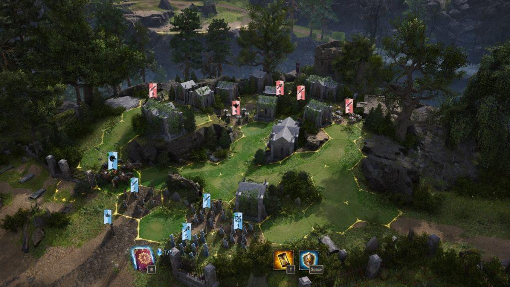 king's bounty 2 campo di battaglia