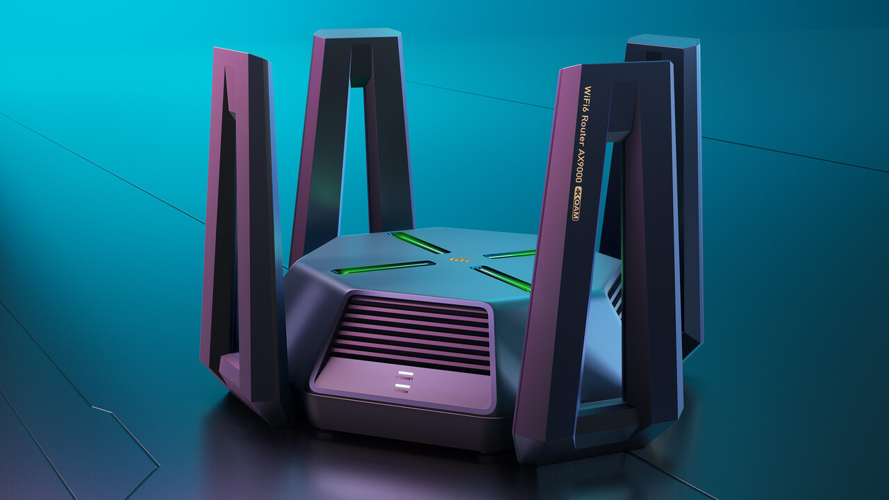 Mi Router AX9000 xiaomi