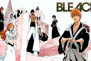 Bleach torna con un capitolo speciale di Tite Kubo