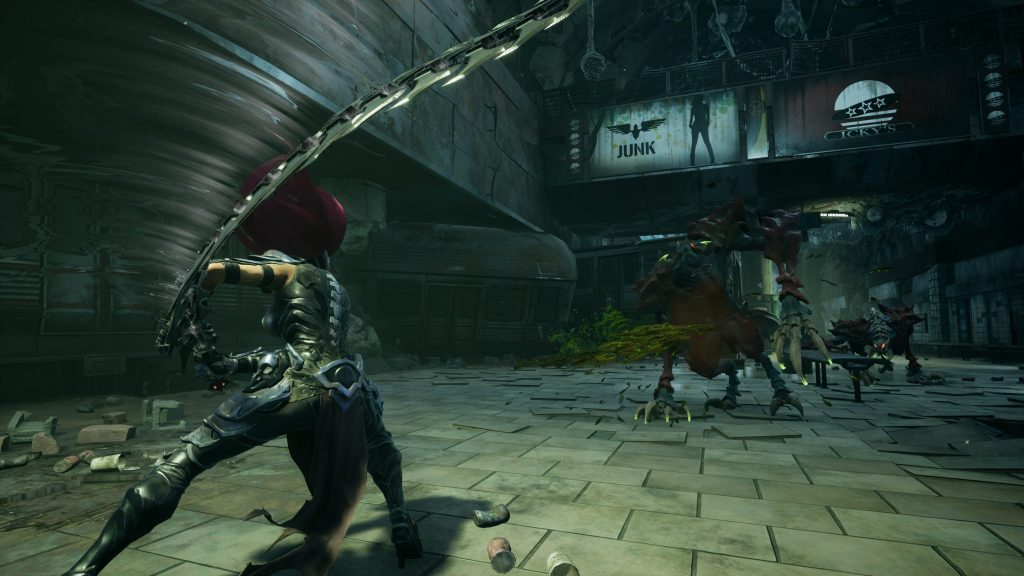 Games with Gold Darksiders 3