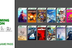 Xbox GamePass Luglio 2021