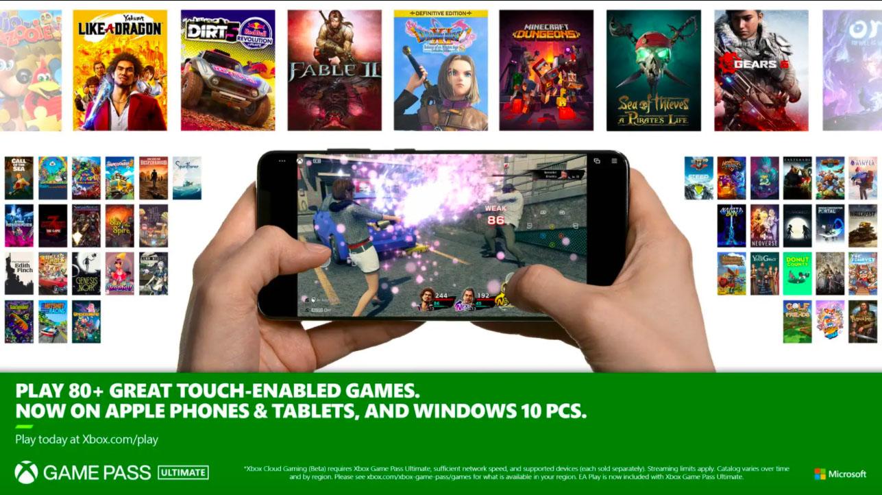 GamePass Ultimate Cloud