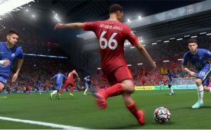 Fifa 22 Immagine di gioco