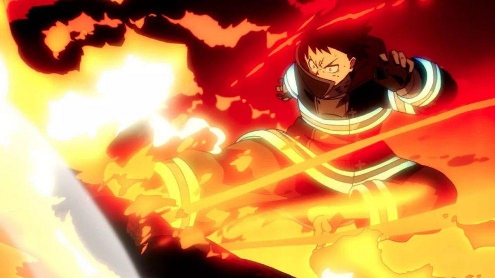 Fire Force Screenshot anime