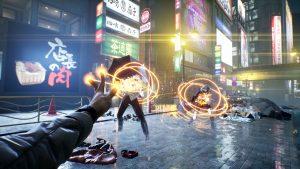 Gameplay Ghostwire: Tokyo