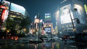 Screen Ghostwire: Tokyo