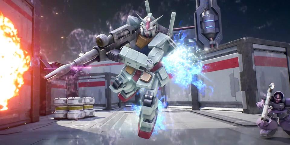 Gundam Evolution  FPS