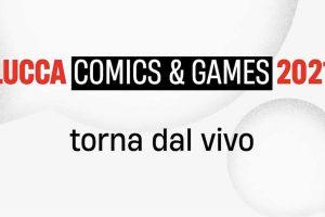 Lucca Comics 2021 dal vivo