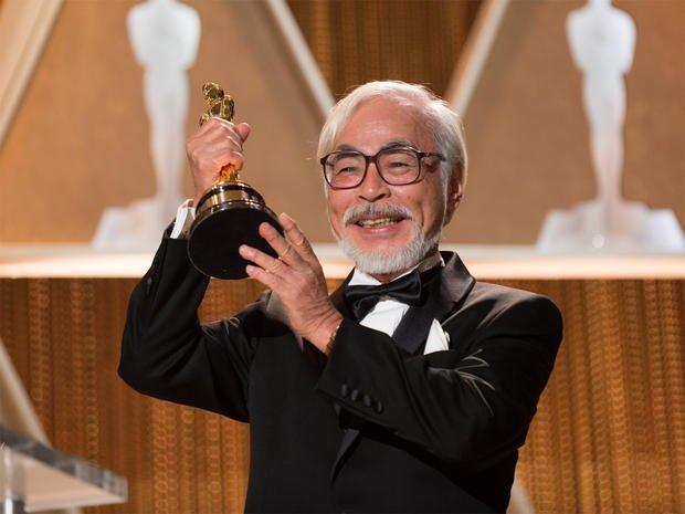 Miyazaki oscars