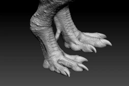 nobita dinosauro corpo 3