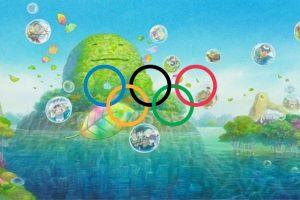 Olimpiadi 2021 Studio Ponoc