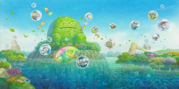 Olimpiadi 2021, il corto animato da Studio Ponoc (ex Studio Ghibli)