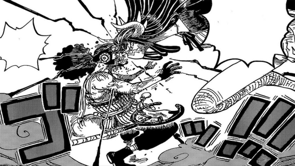 One Piece 1018, Jinbe vs Who's Who