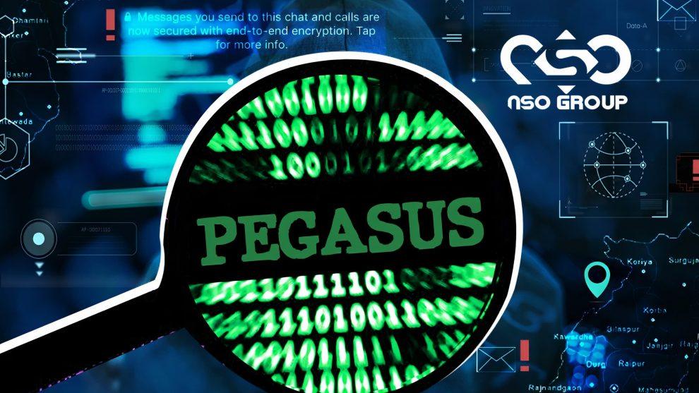 pegasus spyware titolo 1