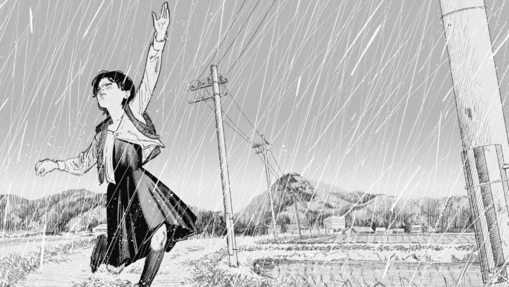 look back - tatsuki fujimoto - chainsaw man