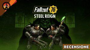 Fallout 76 regno d'acciaio