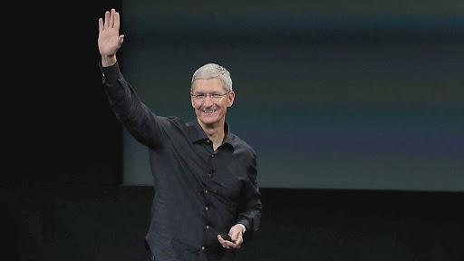 Apple Azioni Record Trilioni