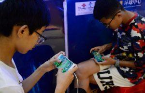 Cina Videogiochi Mobile