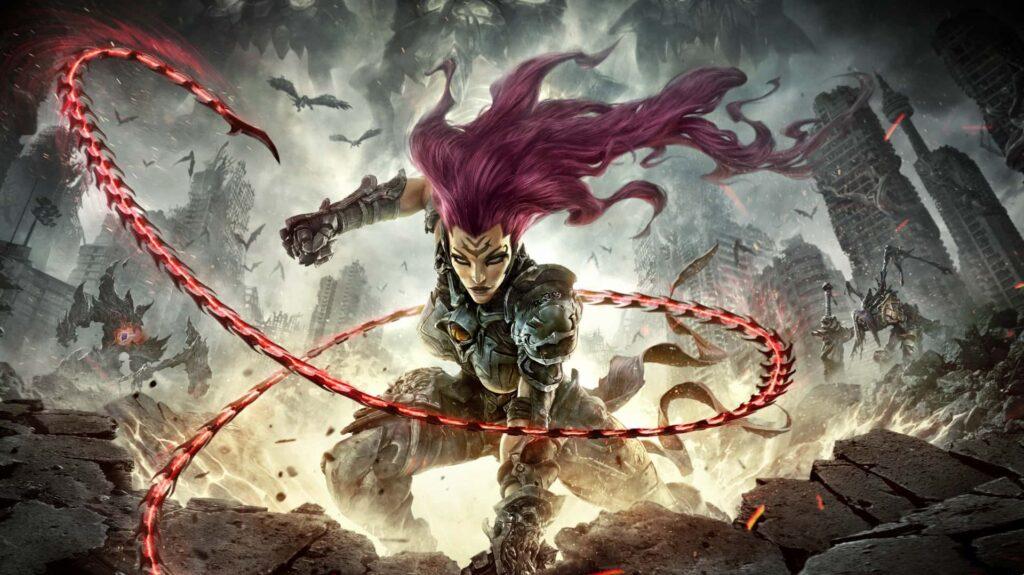 Darksider III furia