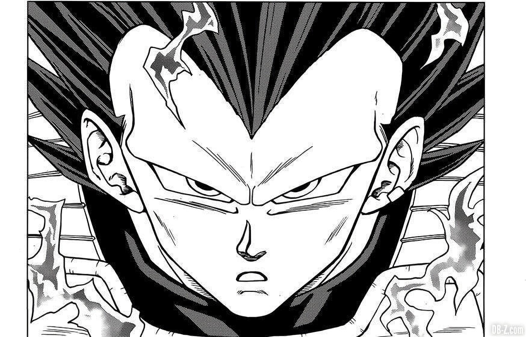 Dragon Ball Super 75 Vegeta