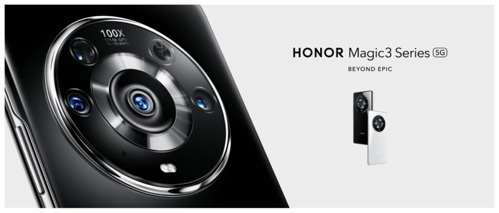 Honor Magic3 Series Ufficiale
