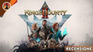 Copertina recensione king's bounty 2
