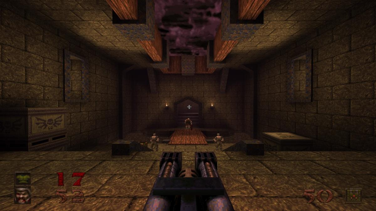 Quake remastered antialiasing
