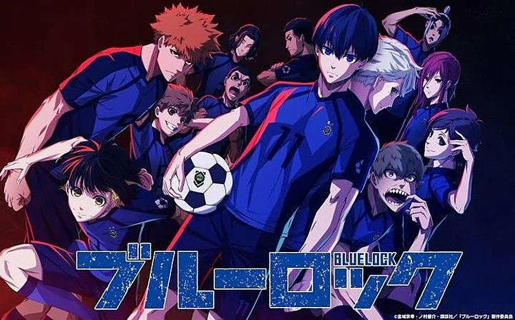 blue lock anime trailer