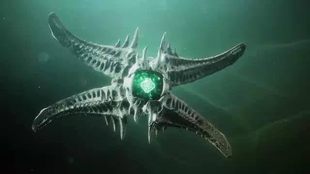 Involucro spettro in destiny 2