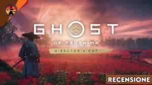 Ghost of Tsushima Director's Cut Recensione copertina