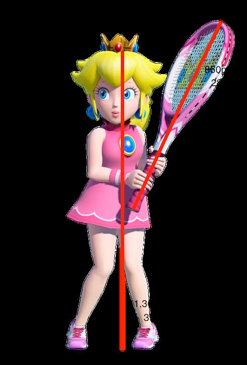 Peach Luigi