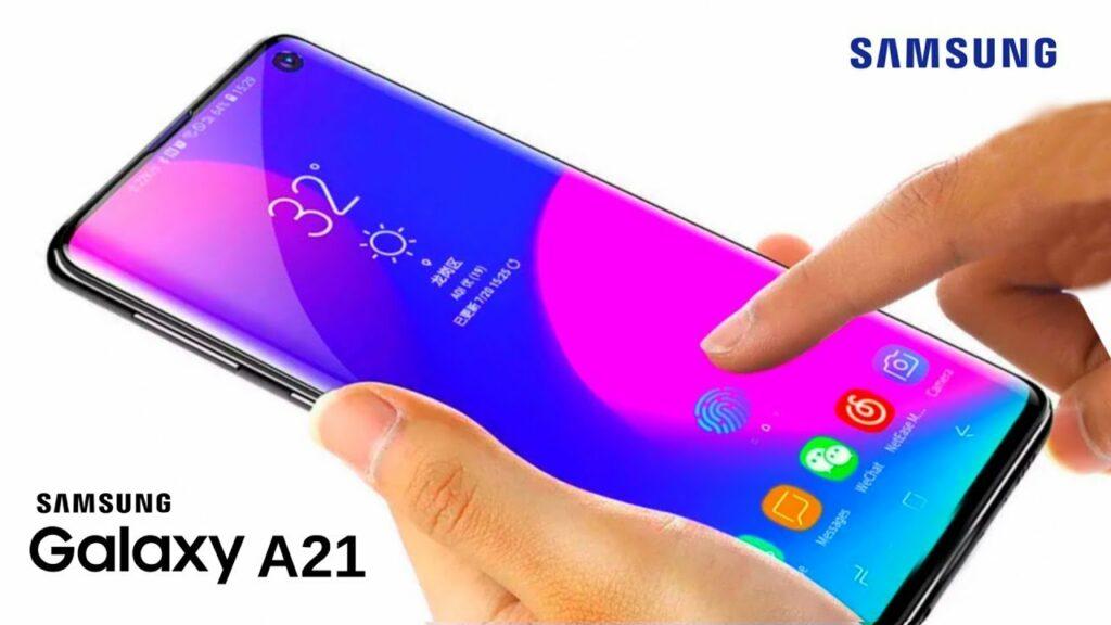 Samsung Galaxy A21 Fiamme Aereo Seattle