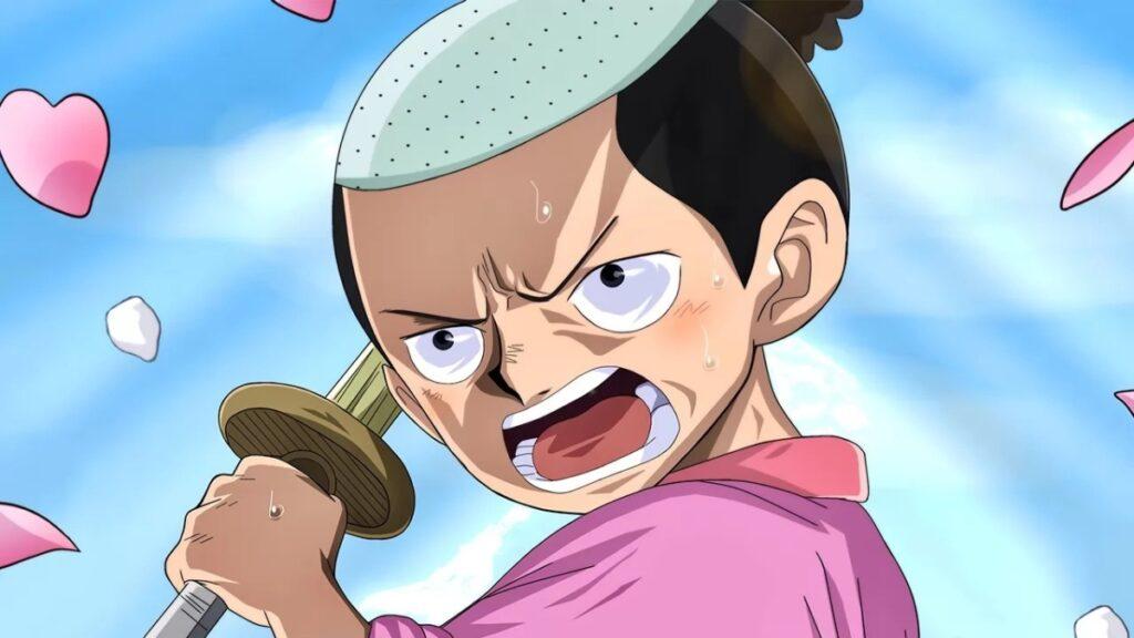 One Piece 1021, Momonosuke